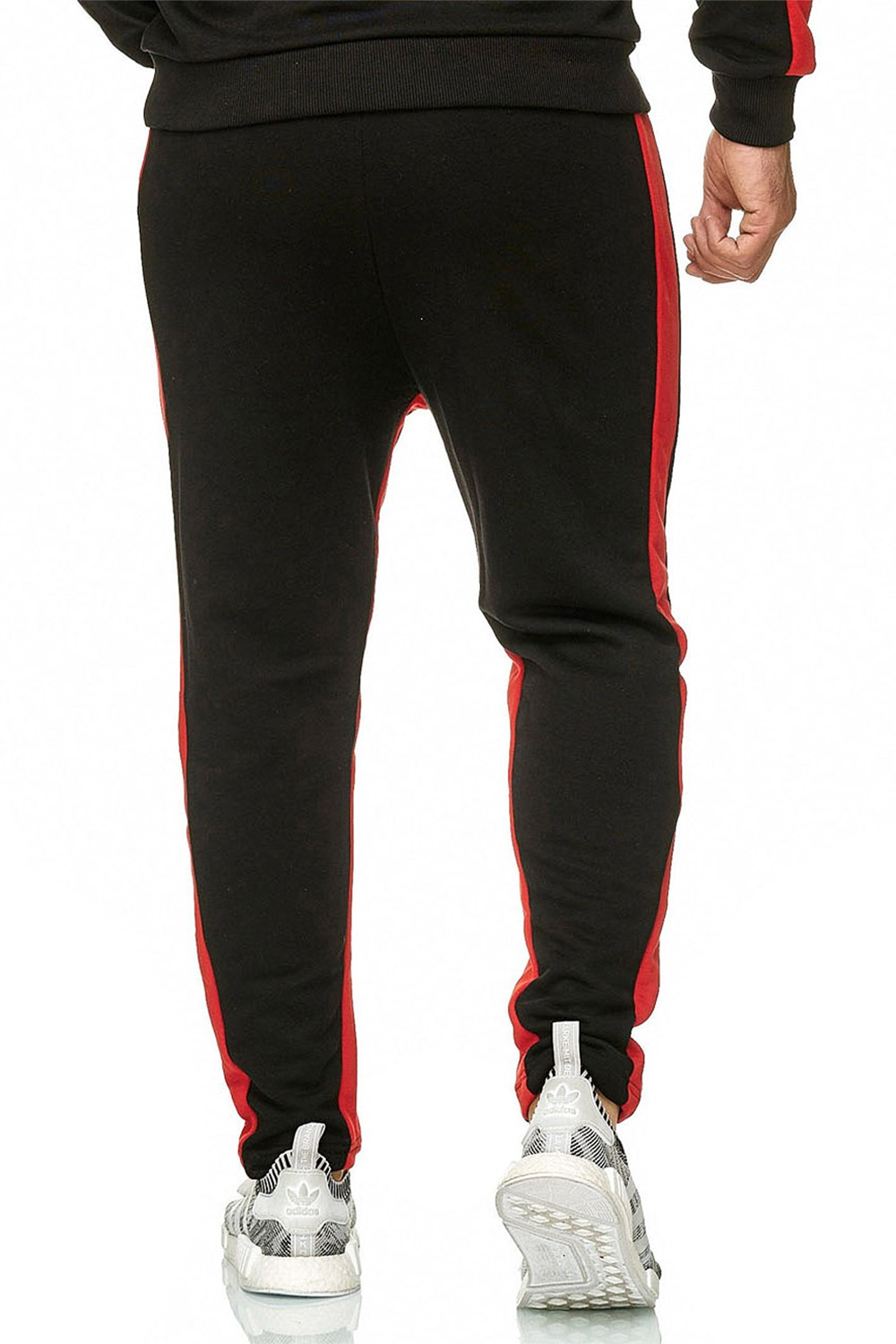 Redbridge-senores-regular-fit-chandal-fitness-sueter-aerobic-pantalones miniatura 12