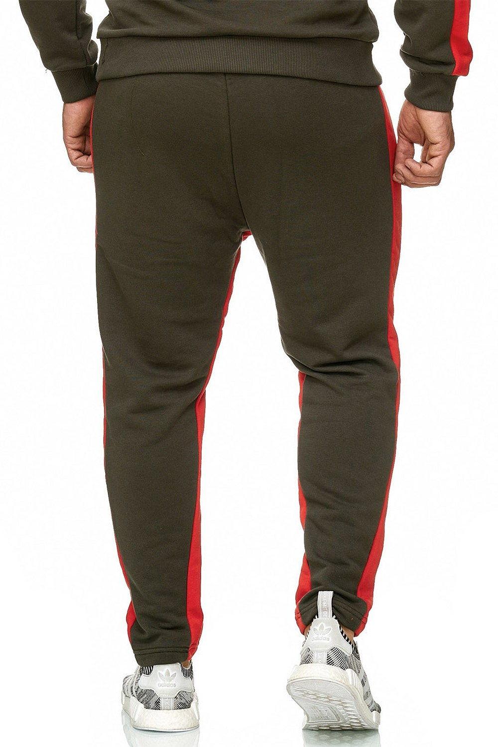 Redbridge-senores-regular-fit-chandal-fitness-sueter-aerobic-pantalones miniatura 8