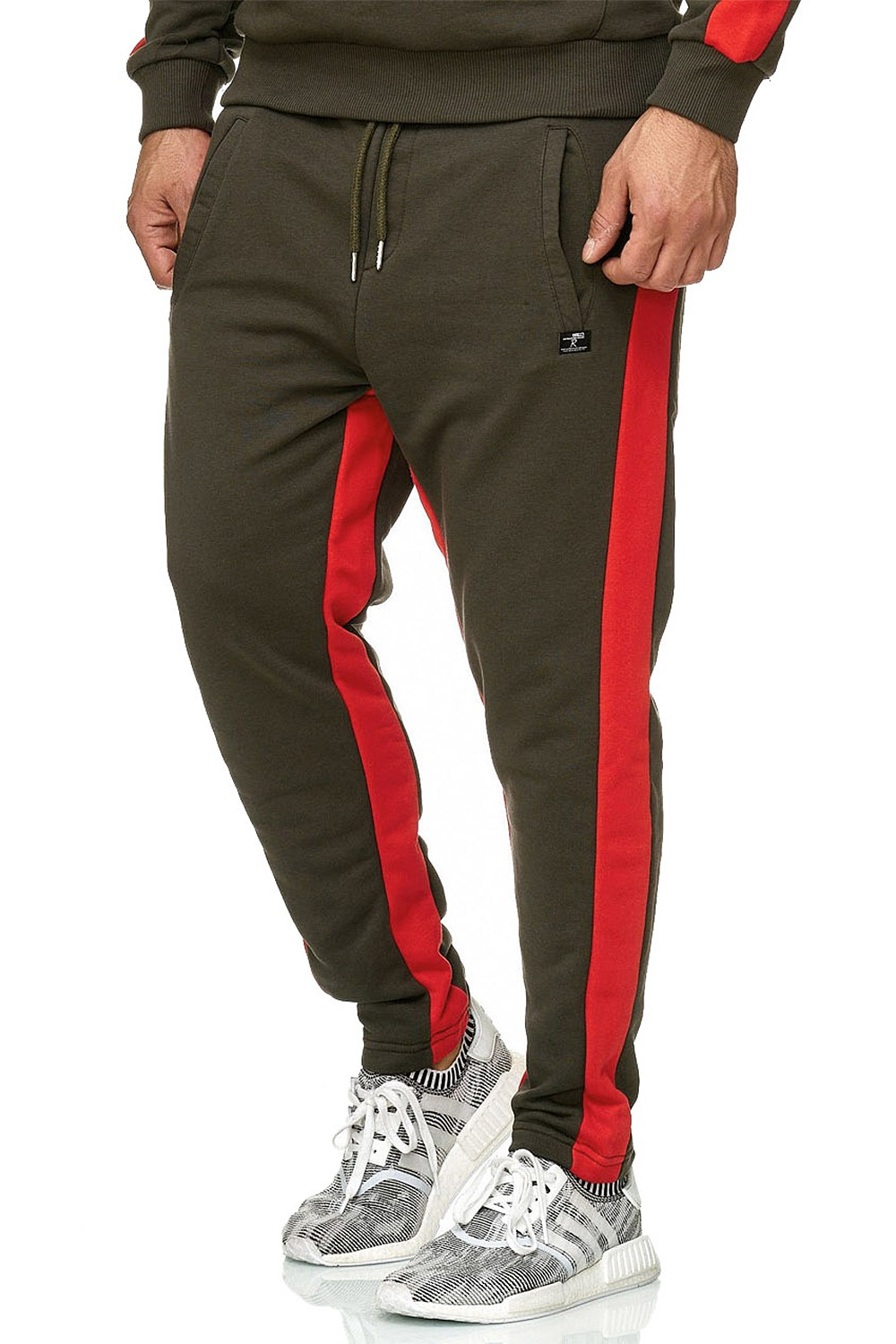 Redbridge-senores-regular-fit-chandal-fitness-sueter-aerobic-pantalones miniatura 10
