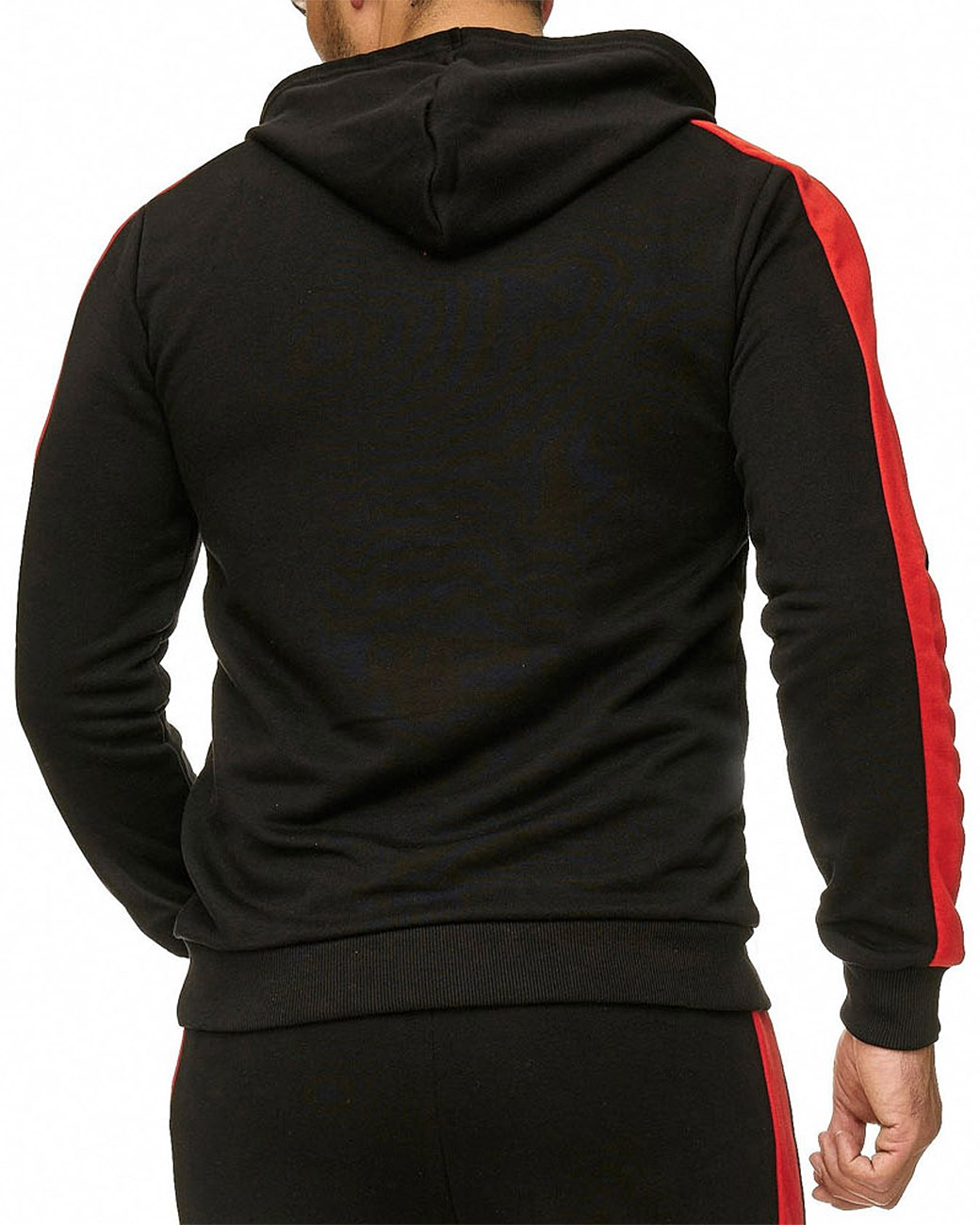 Redbridge-senores-regular-fit-chandal-fitness-sueter-aerobic-pantalones miniatura 34