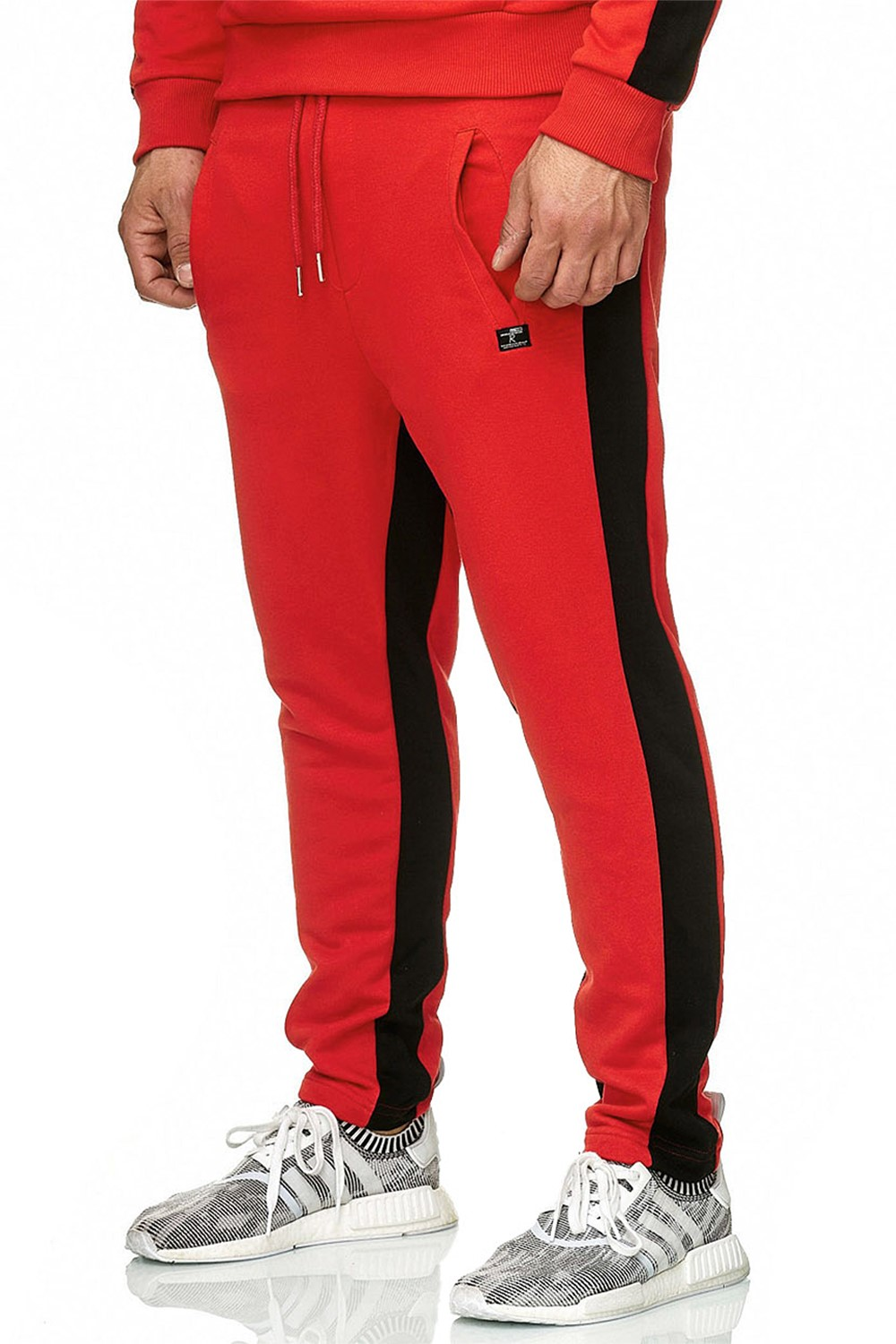 Redbridge-senores-regular-fit-chandal-fitness-sueter-aerobic-pantalones miniatura 22