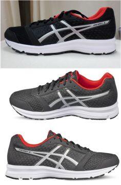 Details zu Asics Patriot 8 Men T619N 9091 Sport Training Fitness Freizeit Sneaker Turnschuh