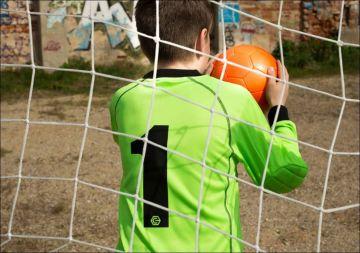 Torwarttrikot Zonda Geco Fußball TW Training Keeper Schule Mannschaft KiGa Neu!
