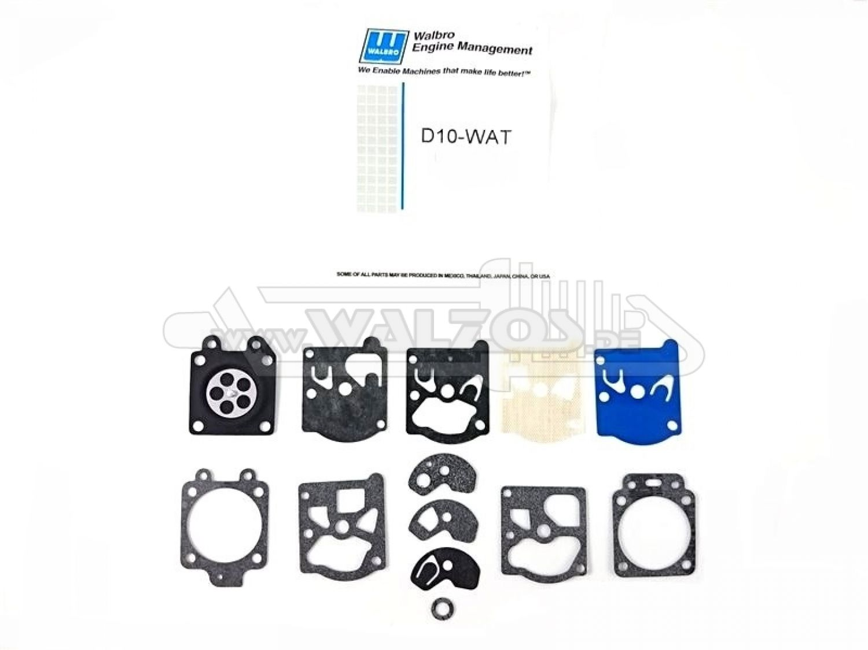Reparatur Vergaser Carb Kit Für Dichtung Membran Für Walbro WA WT K10-WATCi、 ^
