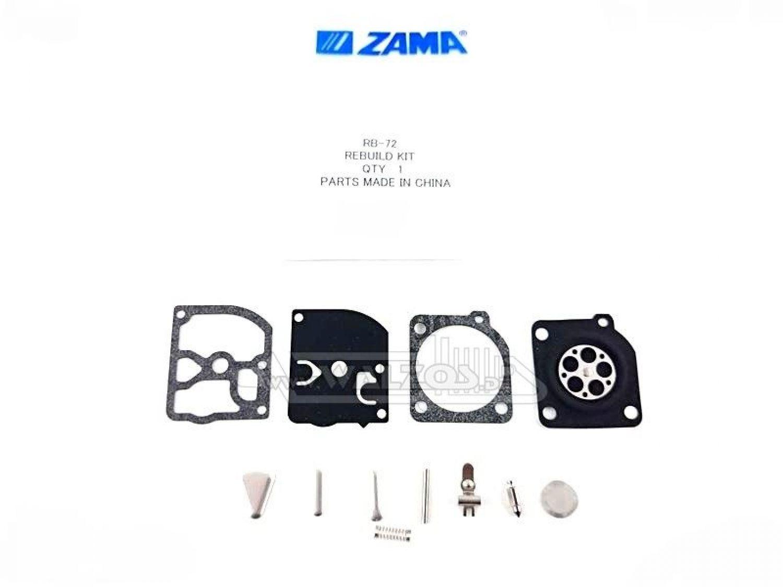 Original Zama Vergaser Membransatz C1Q zu STIHL 019 T 020 021 023 025 MS 250 230