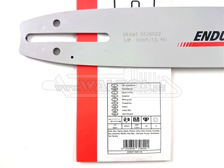 2 Ketten Schwert 35cm passend für ECHO CS 3500 4400 E155 ECS-2000