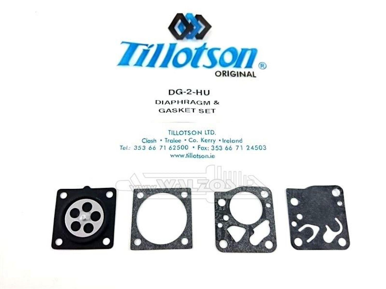Tillotson Membran Dichtsatz HU Vergaser Solo 610 647 Partner P 25 28 STIHL 032