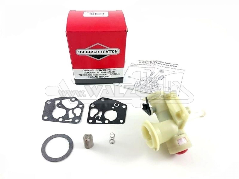 Zündkerze Öl  passend Briggs /& Stratton Classic /& Sprint Luftfilter