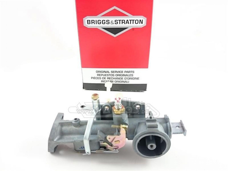 für Agria 130201-0110 Orig Briggs /& Stratton Pulsa-Jet Vergaser 299437 teilw