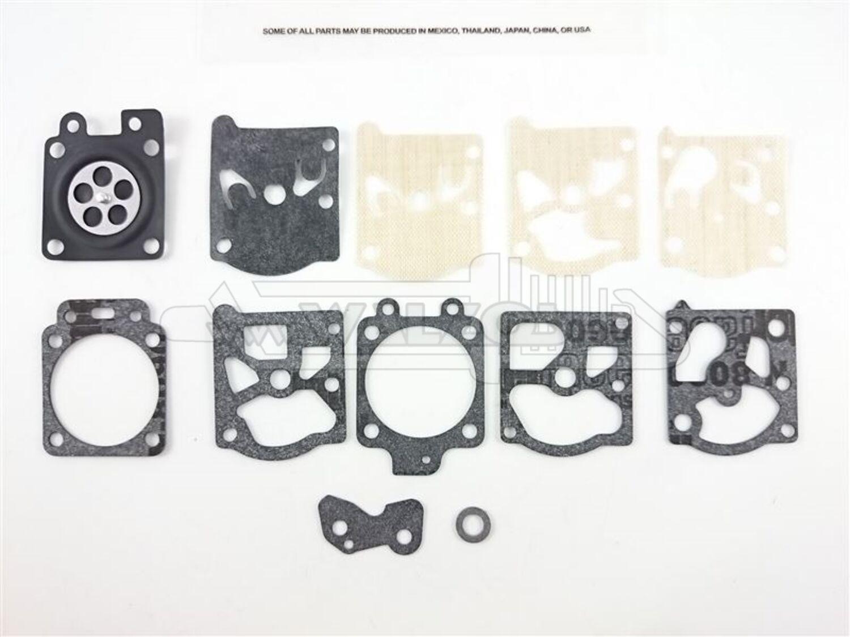 Walbro Vergaser WA WT Membran Dichtsatz für Solo 127 130 441 Homelite Ultra 25cc