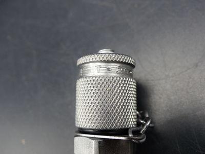 Typ SKK20 Stauff Test 20 G 1//4 /< Messkupplung mit Kegelventil /> ungebraucht