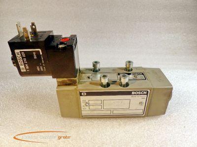 Bosch 0 820 024 026 Ventil mit Bosch 1 824 210 223 Magnetspule 24V ...