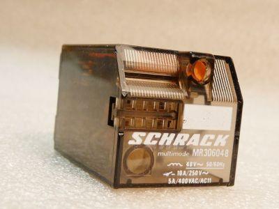 10a//250v ~ Schrack mr301221 relais 220v
