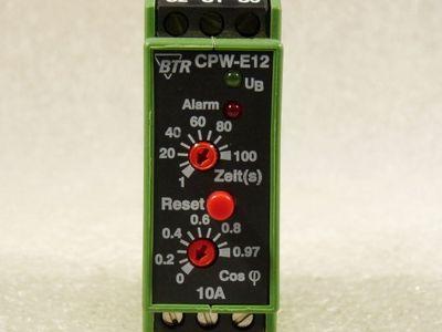 BTR CPW-E12 Überwachungsrelais