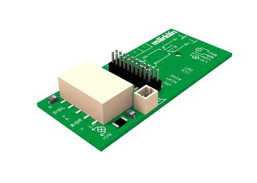NEU S10 Märklin H0 Digital 60973 Schleiferumschaltungsplatine für mLD3//mSD3