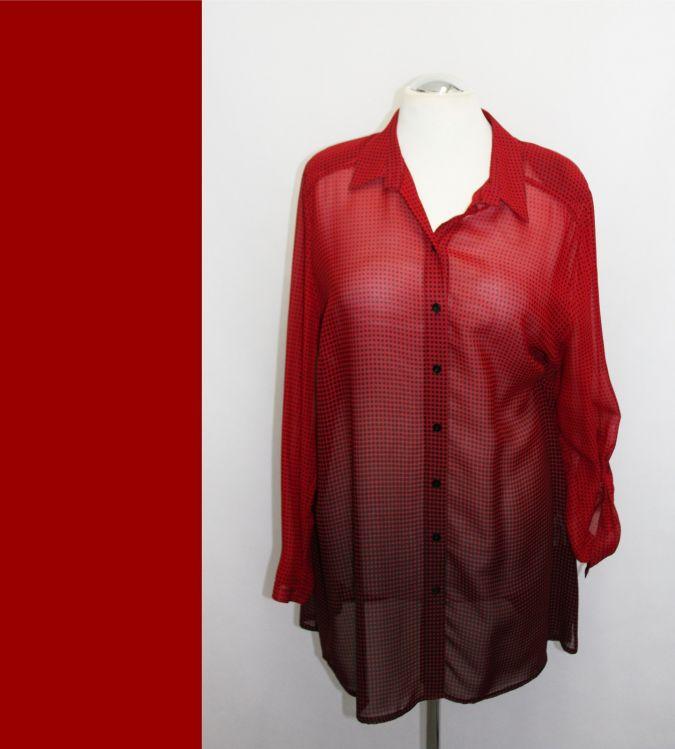 SEMPRE PIU by Chalou NEU schwarz leichte A-Linie -Jersey Shirt Tunika