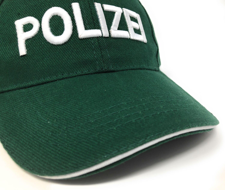 Kinder Polizeimütze Polizei Mütze Kappe Karneval Fastnacht Verkleidung Spielzeug