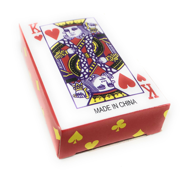 Mini Spielkarten