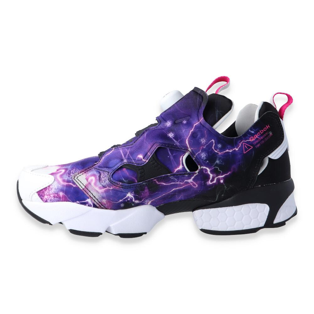 miniature 13 - REEBOK-INSTAPUMP-FURY-OG-Presque-comme-neuf-Violet-fv1577-Chaussures