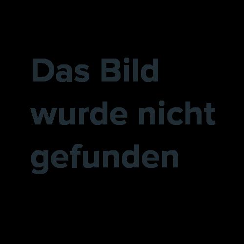 Details zu Metall Brotkasten mit Bambus Deckel oval Retro Design Brotdose Brotbox Behälter