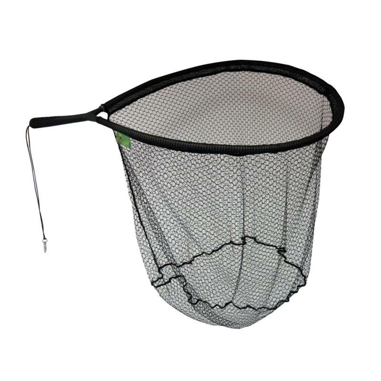 Forellensee Kescher Klappkescher von Behr aus Aluminium bis 2,20m ausziehbar