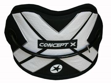 Concept X Kite Hüft Trapez Waist Harness Kitesurfing Gr.XXL Kitesurfen Weiterer Wassersport
