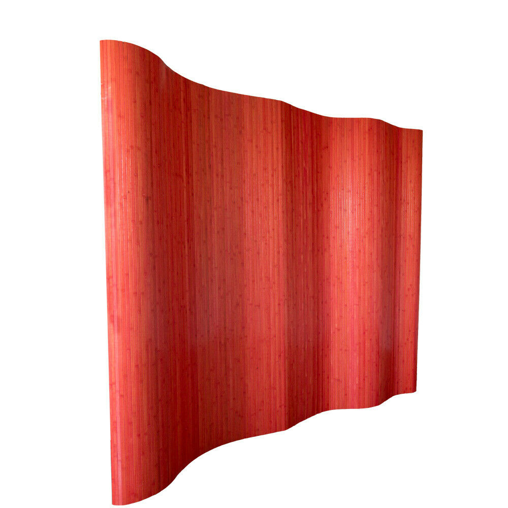 Paravent Raumteiler Deko Trennwand Bambus Sichtschutz 200x250cm Homestyle4u