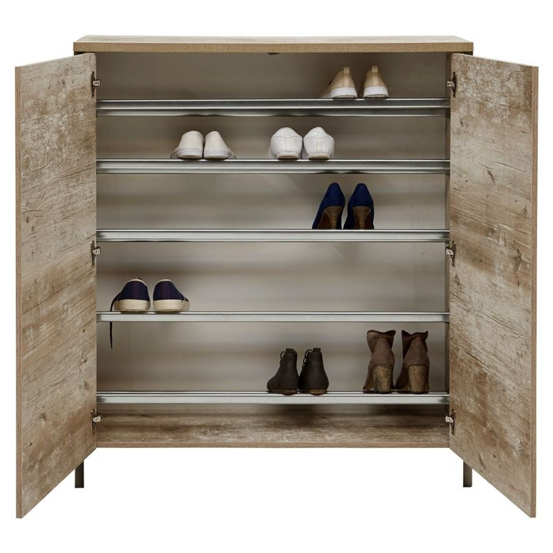 vintage garderoben flur m bel set schuhschrank kommode. Black Bedroom Furniture Sets. Home Design Ideas
