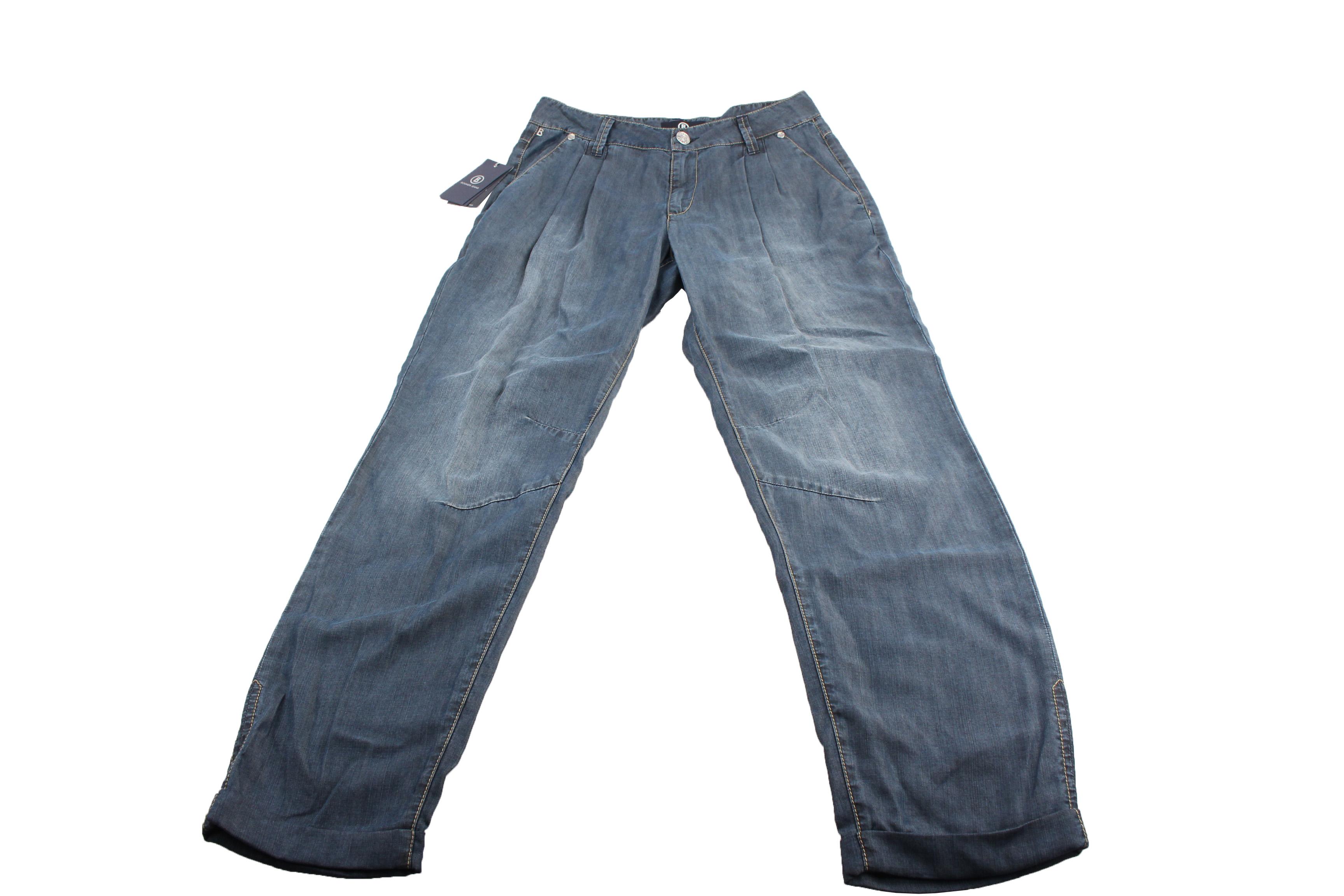Bogner Jeans Damen Jeanshose Hose Gr. 38 grau Neu   eBay c5bcfe016b