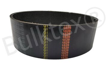 1X Riemen Aufschnitt Maschine Rippenriemen 10 PJ 457-10 J 180 Ab Werk Bulktex®
