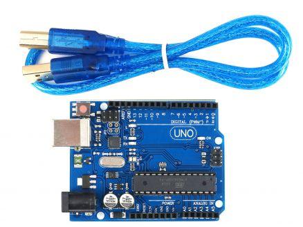UNO Kit Ultimate Starter Kit Uno R3 Mikrocontroller Zubehör für Arduino AR03012