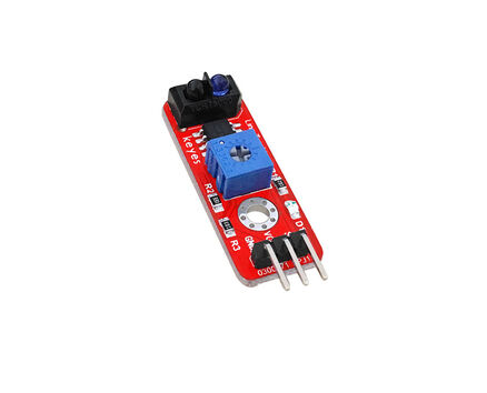 QITA TCRT5000 IR Barrier Line Track sensor Infrared Reflective Photoelectric