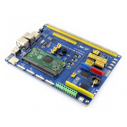 Waveshare Raspberry Pi Compute Module 3 KIT 7 inch LCD HDMI with cm3 ws13748