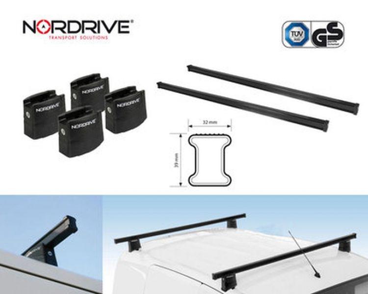 2008-2016 NORDRIVE SNAP Dachträger für AUDI Q5 8R