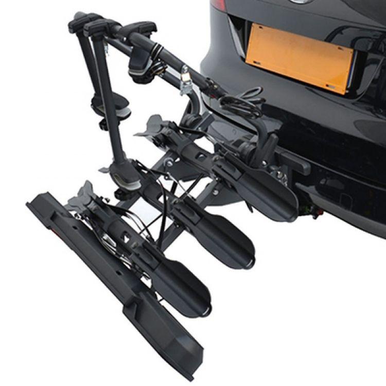 peruzzo pure instinct 3 fahrradtr ger f r ahk klappbar. Black Bedroom Furniture Sets. Home Design Ideas