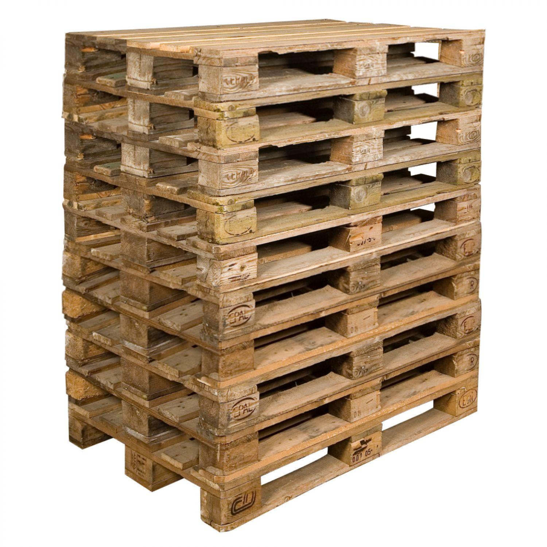 60 Europaletten 2 Wahl Masse 80 X 120 Cm Tauschfahig Holz Euro