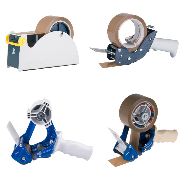 Profi Paketband-Abroller Klebebandroller Handabroller