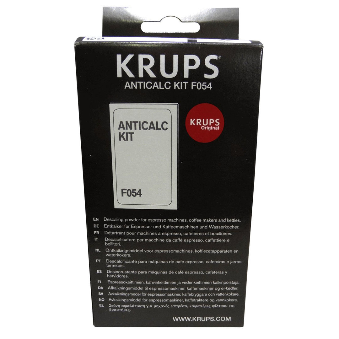 6 x Krups Entkalker YX103401 F054 f Dolce Gusto Orchestro Nespresso Pulver NEU