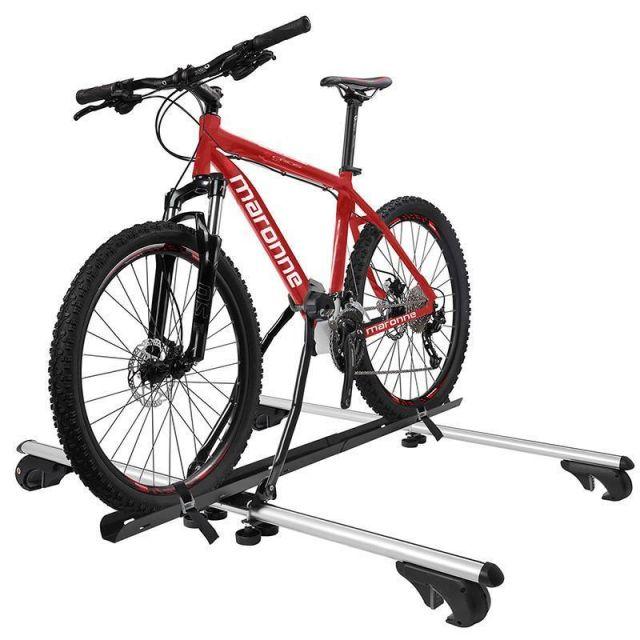 2 st ck fahrradtr ger kfz dachtr ger aufsatz fahrrad tr ger abschliessbar neu ebay. Black Bedroom Furniture Sets. Home Design Ideas
