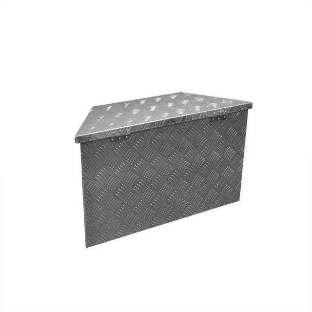 alukiste mit schlo werkzeugkiste alubox deichselbox transportkiste box anh nger ebay. Black Bedroom Furniture Sets. Home Design Ideas