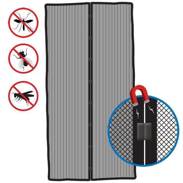 insektenschutz magnet 100x210 fliegengitter t r. Black Bedroom Furniture Sets. Home Design Ideas