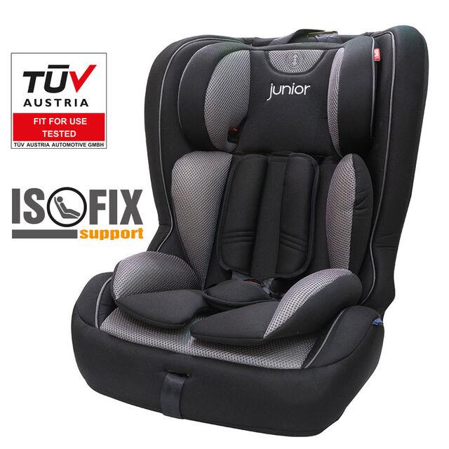Kindersitz mit ISOFIX 0-36kg Autokindersitz Kinderautositz Gruppe 0+1+2+3 Petex®