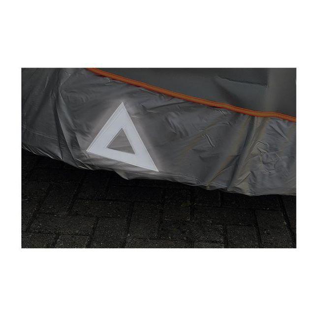 Garage de protection gr le taille l voiture housse pour 5mm plein ebay - Protection garage voiture ...