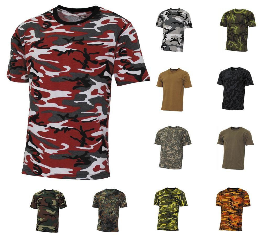 US RAID Shirt halbarm short Sleeve Army tshirt Hemd Coyote tan L