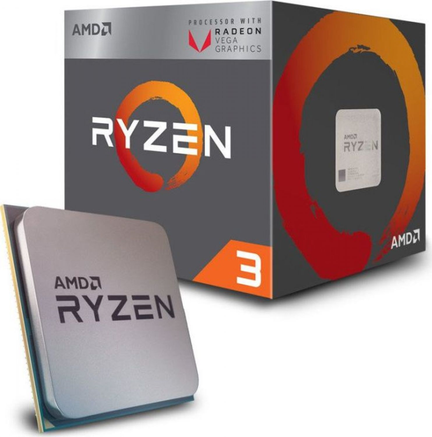 Amd Ryzen 3 2200g 4x 350 Ghz Boxed Cpu Sockel Am4 Ebay Raven Ridge 35ghz Up To 37ghz Cache 4mb 65w 350ghz