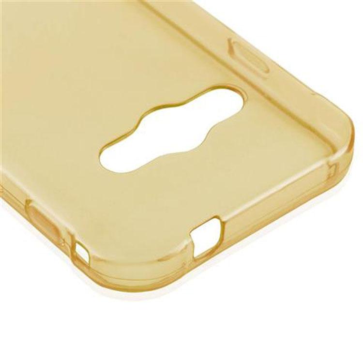 Custodia-Cover-Silicone-per-Samsung-Galaxy-XCOVER-3-TPU-Case-Ultra-Sottile miniatura 31