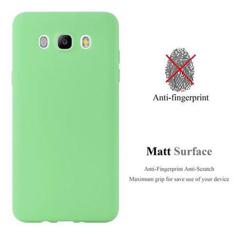 Custodia-Cover-Silicone-per-Samsung-Galaxy-J5-2016-TPU-Case-Protettiva miniatura 20