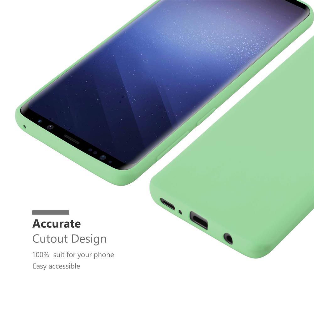 Custodia-Cover-Silicone-per-Samsung-Galaxy-S9-TPU-Case-Protettiva miniatura 24