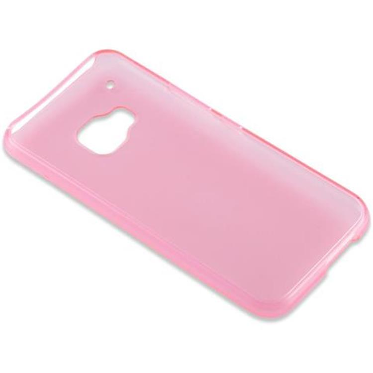 Custodia-Cover-Silicone-per-HTC-ONE-M9-TPU-Case-Ultra-Sottile miniatura 13