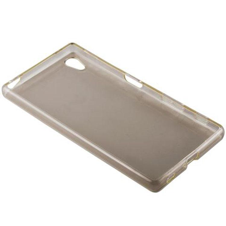 Custodia-Cover-Silicone-per-Sony-Xperia-Z5-TPU-Case-Ultra-Sottile miniatura 7